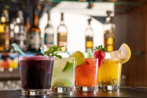 Drinks - Churrascaria Jardim do Lago